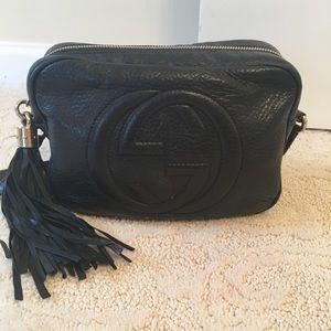 Authentic Gucci Disco Bag